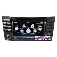 Buy cheap 7''Car Stereo GPS Headunit Multimedia DVD Player for Mercedes Benz E Class W211 E200 E280 from wholesalers