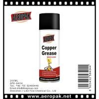 Buy cheap Aeropak Hot Sale Copper Grease Lubricant 200ml from wholesalers