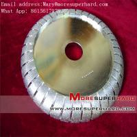 Buy cheap Electroplated Bond Diamond Grinding Wheel for Stone, Marble and Granite Mary@moresuperhard from wholesalers