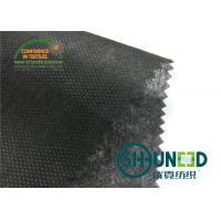 Buy cheap Black Non Woven Polypropylene Fabric Nonwoven Technic For Bag / Garment from wholesalers