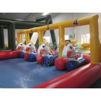 Buy cheap Inflatable pony hop horse racing for adult and kid from wholesalers