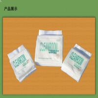 Buy cheap 4006D Microfiber Clean Room Wipes Antistatic Dust Superb Absorbency product
