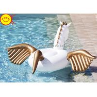 Buy cheap Giant Inflatable Water Floats Large Outdoor Swimming Pool Float Lounge For Adults from wholesalers