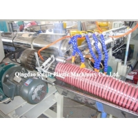 Buy cheap 55kw 15mm Spiral Hose PVC Pipe Extrusion Machine from wholesalers