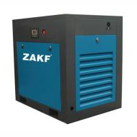 Buy cheap Belt Driving Silent Air Compressor , 20HP Screw Rotary Type Compressor 15 KW Air Cooling from wholesalers
