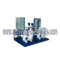 Buy cheap 5000 LPH Automatic Disc Stack Centrifuges for HFO LO Diesel Separator from wholesalers