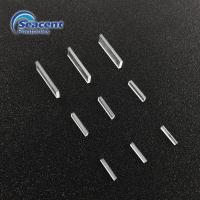 Buy cheap 1X4 Single Mode PLC Splitter Chip With 1260-1650nm Working Wavelength from wholesalers