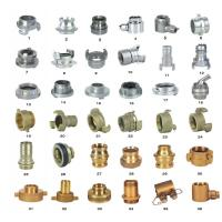 Buy cheap OEM ODM Storz Fire Hose Couplings Aluminum / Brass Fire Hose Fittings from wholesalers
