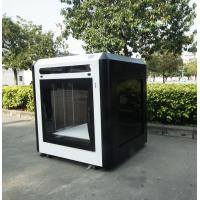 Buy cheap High Precision Large 3d Printer , 750 * 750 * 750 mm Digital Industrial 3d Printer from wholesalers