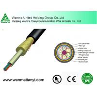 Buy cheap 48 Core Non-Metallic Self-Support Optic Fiber Cable ADSS product