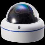 Low Light Mini Vandal Dome Camera