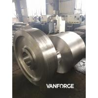 Buy cheap High Strength Open Die Forging Products Gear Blank Wheel For Machinery from wholesalers