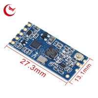 Buy cheap 1000m 433Mhz HC-12 SI4463 Wireless Serial Port Module electronic circuit board assembly from wholesalers