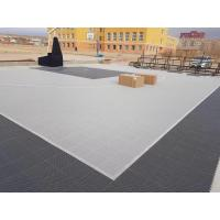 China modular sport court flooring PP interlock sport court flooring for indoor outdoor on sale