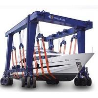 Buy cheap gantry crane as Mobile boat hoist ,yacht handling machine,boat lifting gantry crane from wholesalers