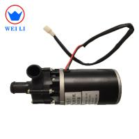Buy cheap 25mm Outlet Centrifugal Water Heater Pump , 180w 12volts Circulation Pump from wholesalers
