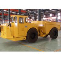Buy cheap Diesel Underground Mining Equipment 20 Tons Full Hydraulic Steering Purifier Gas Emission from wholesalers