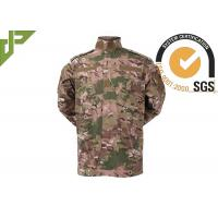 Buy cheap Multicam Army Camouflage Clothing Uniform For Tactical Security / Military from wholesalers