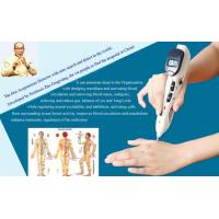 Buy cheap Microcurrent Electronic Acupuncture Pen Ivory White With 3 Replaceable Probes from wholesalers