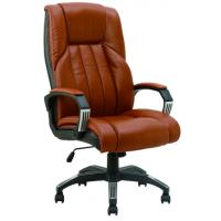 Buy cheap Y-2870modern swivel lifting boss leather office furniture chair from wholesalers