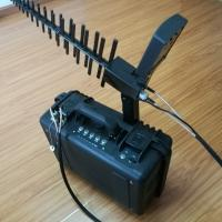 Buy cheap UAV Drone Frequency Jammer 0.9GHz-5.8GHz Jamming Frequency 90 Degree Jamming Angle from wholesalers