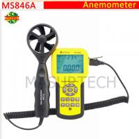 Buy cheap Portable Electronic Wind Anemometer MS846A from wholesalers