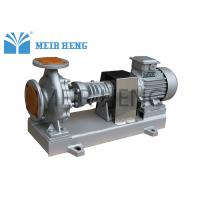 Buy cheap Bitumen Centrifugal Oil Pump High Temp Resistant 380 Volt Hot Oil Transfer Pump from wholesalers