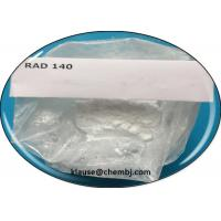 Buy cheap Polypeptide Hormones SARMS Steroids Selective Androgen Receptor Modulators RAD-140 from wholesalers