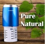 Buy cheap Car portable plasma ionizer car air purifier from wholesalers