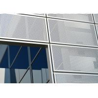Buy cheap Punching Hole Anodizing Aluminum Architectural Screen Panels Customizable For Walls from wholesalers