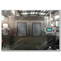 Buy cheap 2.2kw Edible oil filling and capping 2-in-1 monoblock machine 3000BPH product