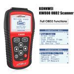 Buy cheap Digital OBD Code Reader Diagnostic Tools Konnwei KW808 Large Backlit LCD Screen from wholesalers