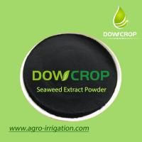Buy cheap SEAWEED EXTRACT POWDER DOWCROP HIGH QUALITY HOT SALE Dark Brown Powder 100% WATER SOLUBLE FERTILIZER ORGANIC FERTILIZER from wholesalers
