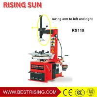 Buy cheap Semi automatic car tire changer rim dismounting machine  for tyre service center from wholesalers