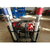 Buy cheap 260kg Polyurethane Foam Machine , Commercial Spray Foam Equipment Dual Filters from wholesalers