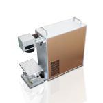 Buy cheap Fiber Laser Marking Engraving Machine from wholesalers