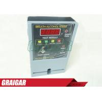 Buy cheap Coin-operated Breath Alcohol Tester AT319 , Vending Alcohol Breath Analyzer Equipment from wholesalers