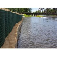 Buy cheap Factory Supply Galvanized Square Welded Gabion Box / Hesco Defense Wall from wholesalers
