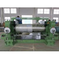Buy cheap Mixing Open Two Roll Mill Machine 220 KW 2800MM High Security from wholesalers