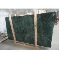 Buy cheap Indian Green marble dining tables / Polished marble wall tiles from wholesalers