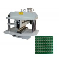 Buy cheap LED Board PCB Separator with Aluminium , PCB V Score Cutting Machine from wholesalers
