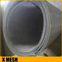 Buy cheap Superior 12mesh* 0.7mm wire stainless steel window screen for Soundproof from wholesalers