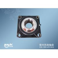 4 Bolt Flange Bearing / Ball Bearing Unit For Chemical Machinery SUCFPL208