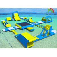 Buy cheap Customized Amazing Kids Inflatable Water Parks For Sea Airtight / Sealed Type from Wholesalers
