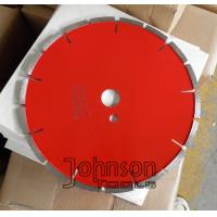 Buy cheap Granite Grooving 250 Mm Diamond Blade With Silent Core Wide And Low Noise Cutting from wholesalers
