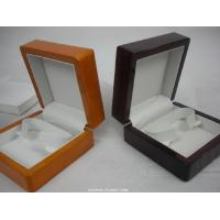 Buy cheap Luxury Wooden Coin or Medal Boxes with sterio outside top product