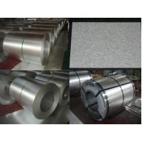 Buy cheap AS1397 Alu Zinc Min Spangle Galvanized Steel Coil , Zero Big Spangle Galvalume Coils from wholesalers