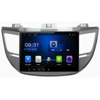Buy cheap Ouchuangbo car audio stereo android 8.1 for Hyundai Tucson 2015 GPS Navigation BT reverse camera FM RDS Map from wholesalers