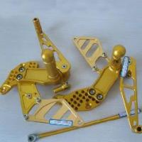 Buy cheap Hayabusa Gsxr1300 1999-2010 Billet CNC Rear Sets, Foot Pegs, Foot Rests (RS08-Z) product