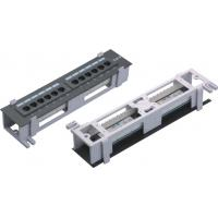 Fool - Proof Design Server Rack Patch Panel Corrosion Resistance Anti - Vibration YH4006